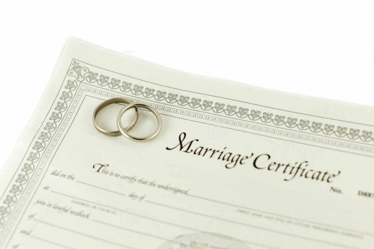 Buy Fake Marriage and Divorce Certificate online